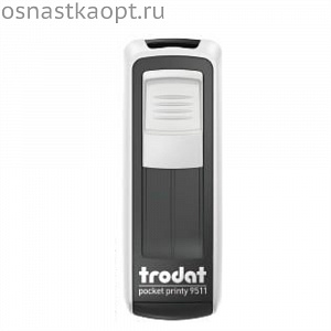 Оснастка Trodat 9511 Pocket Printy Белый
